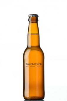 Loncium Amber Lager 5.6% vol. 0.33l