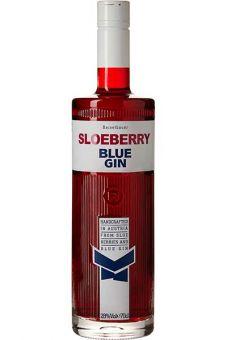 Blue Gin Sloeberry 0,7L