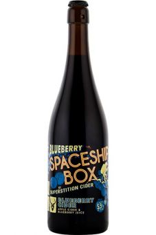 Blueberry Spaceship Box Cider