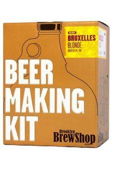 Beer Making Kit Bruxelles Blonde