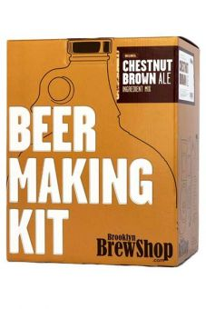 Beer Making Kit Chestnut Brown Ale