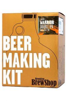 Beer Making Kit Warrior Double IPA