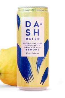 DASH Water Lemon