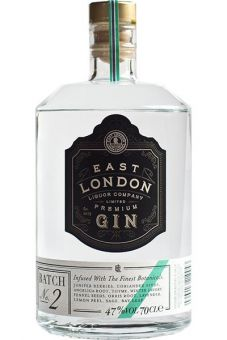 East London Premium Gin No.2 0,7L