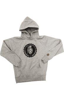 Grenade Hoodie Grey S