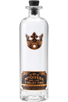 McQueen And The Violet Fog Gin 0,7L