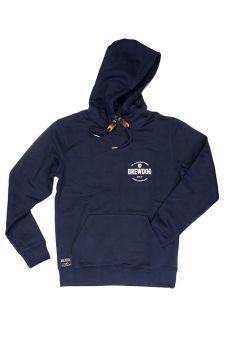 Navy Hoodie XL