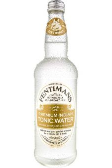 Premium Indian Tonic Water 0,5L