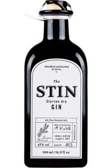 Stin Styrian Dry Gin 0,5L