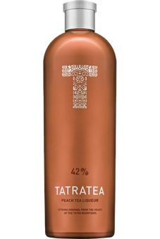 Tatratea Peach & White Tea 0,7L