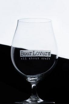 BeerLovers Spiegelau Glas