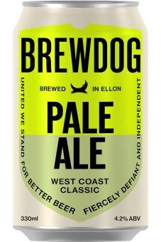 Brewdog Pale Ale Dose