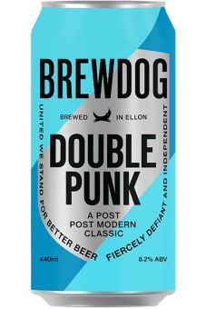 Double Punk IPA Dose