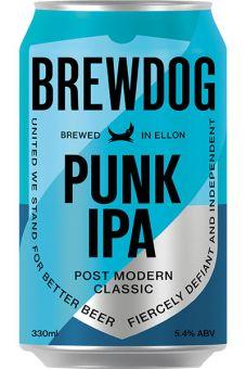 Punk IPA 0,33L Dose