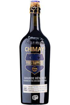 Chimay Bleu Barrique 2020 10.5% vol. 0.75l