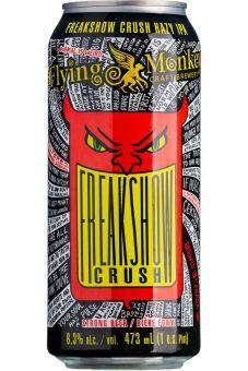 Flying Monkeys Freakshow Crush Hazy IPA 6.3% vol. 0.473l Dose