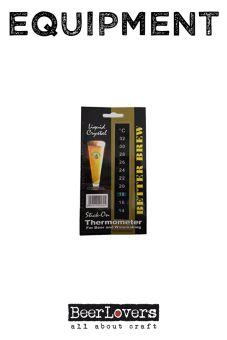 Hambleton Klebethermometer 14-32°