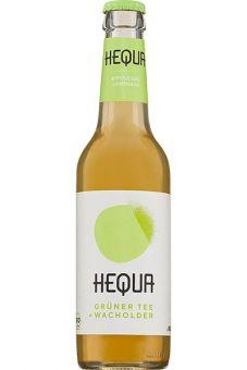 Hequa Grüner Tee & Wacholder