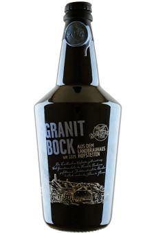 Granitbock 2016 0,75l