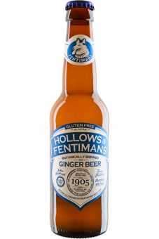 Hollows Ginger Beer