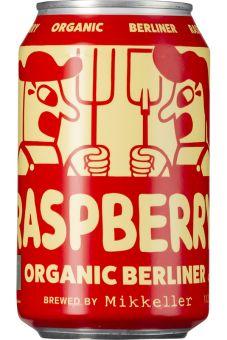 Raspberry Organic Dose