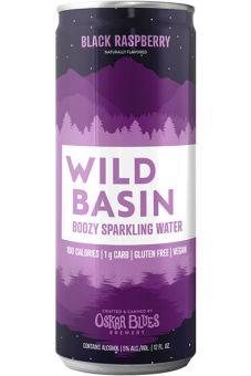 Wild Basin Black Raspberry Hard Seltzer
