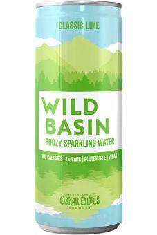 Wild Basin Classic Lime Hard Seltzer