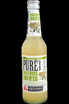PURE Holunder-Ingwer