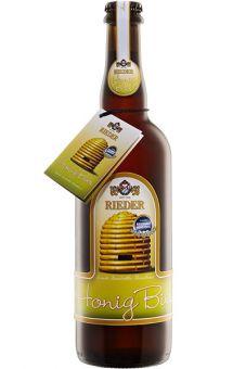 Honig Bier 0,75l