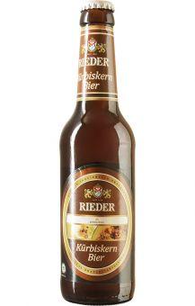 Kürbiskern Bier