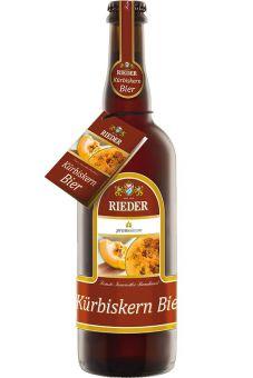 Rieder Kürbiskern 5.2% vol. 0.75l