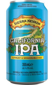 California IPA Dose