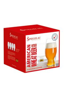 Spiegelau Wit/Wheat Glas 4er Set