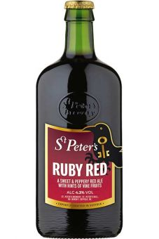 St. Peter's Ruby Red Ale