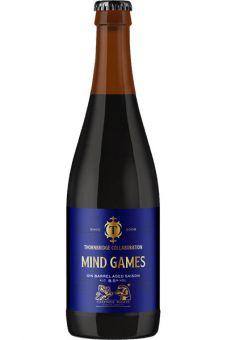 Mind Games Gin Barrel Aged Saison