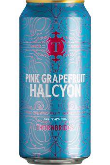 Pink Grapefruit Halcyon Dose