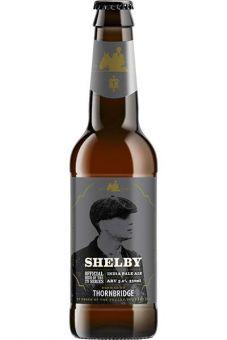 Thornbridge Shelby Peaky Blinders 5% vol. 0.33l