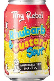 Rhubarb & Custard Dose