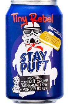 Stay Puft Coconut Creme Dose