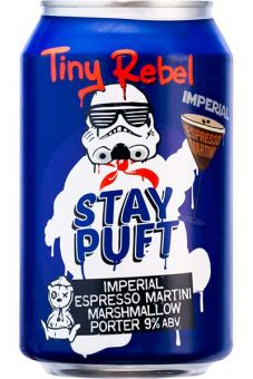 Stay Puft Espresso Martini Dose