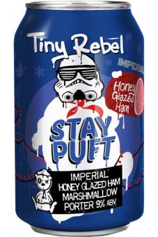 Stay Puft Honey Glaced Ham Dose