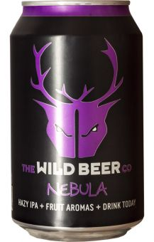 Wild Beer Co. Nebula 5% vol. 0.33l Dose
