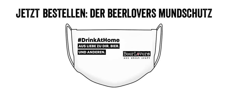 BeerLovers 5 Mundschutz