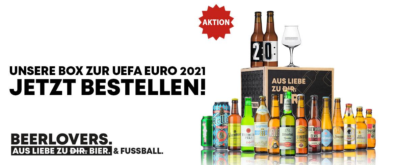 BeerLovers 1 EURO 2021