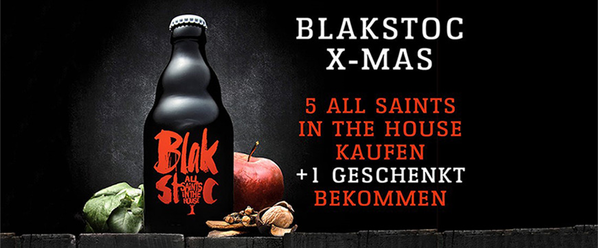 Blakstoc All Saints Bratapfel Cider