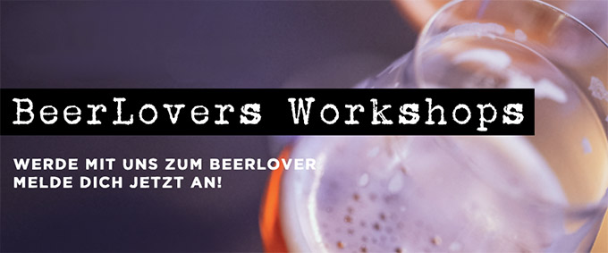 BeerLovers Craftbeer Workshops