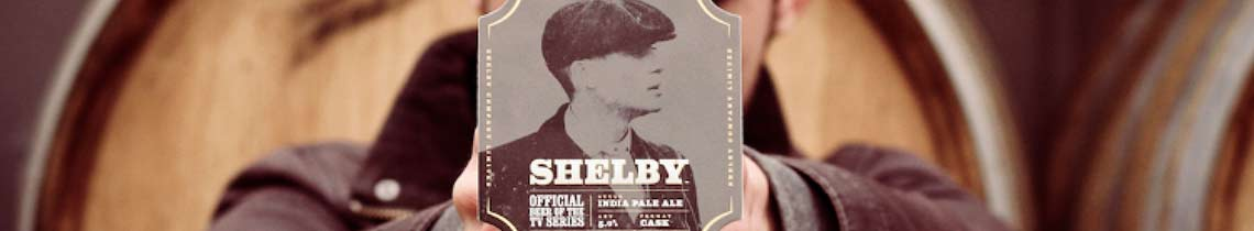 Thornbridge Shelby Peaky Blinders Netflix Series